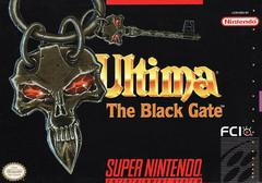 Ultima VII The Black Gate BOXED COMPLETE    SUPER NINTENDO ENTERTAINMENT SYSTEM