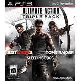 Ultimate Action Triple Pack    PLAYSTATION 3
