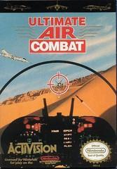 Ultimate Air Combat DMG LABEL    NINTENDO ENTERTAINMENT SYSTEM