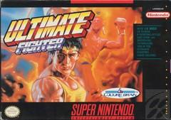 Ultimate Fighter    SUPER NINTENDO ENTERTAINMENT SYSTEM