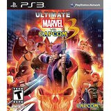 Ultimate Marvel vs Capcom 3    PLAYSTATION 3