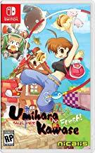 Umihara Kawase Fresh    NINTENDO SWITCH