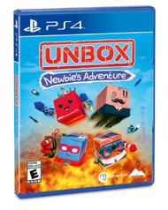 Unbox Newbies Adventure    PLAYSTATION 4