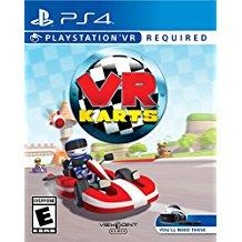 VR Karts    PLAYSTATION 4 VR