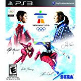 Vancouver 2010 Official Video DISC ONLY    PLAYSTATION 3