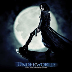 Various Artist - Underworld Soundtrack (Indie Exclusive Blue Vinyl)