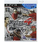Virtua Tennis 4    PLAYSTATION 3