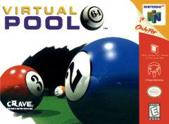 Virtual Pool 64     NINTENDO 64