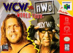 WCW vs nWo World Tour BOXED COMPLETE    NINTENDO 64