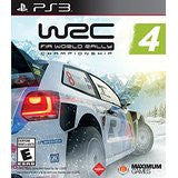 WRC 4    PLAYSTATION 3