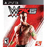 WWE 2K15    PLAYSTATION 3