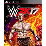 WWE 2K17    PLAYSTATION 3