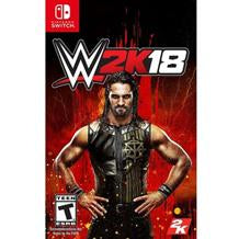 WWE 2K18    NINTENDO SWITCH