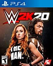 WWE 2K20    PLAYSTATION 4