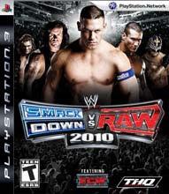 WWE Smackdown Vs Raw 10    PLAYSTATION 3