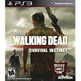 Walking Dead Survival Instinct    PLAYSTATION 3