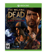 Walking Dead Telltale Series New Frontier (season pass)    XBOX ONE