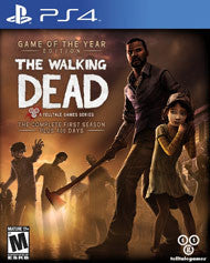 Walking Dead The Complete First Season    PLAYSTATION 4