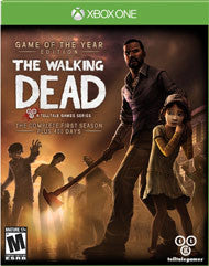 Walking Dead The Complete First Season    XBOX ONE