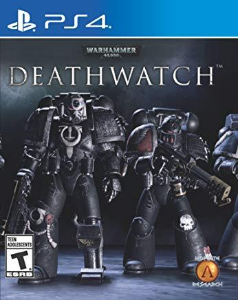 Warhammer 40000 Death Watch    PLAYSTATION 4