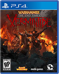 Warhammer End Times Vermintide    PLAYSTATION 4