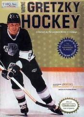 Wayne Gretzky Hockey BOXED COMPLETE    NINTENDO ENTERTAINMENT SYSTEM