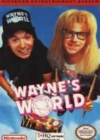 Waynes World BOXED COMPLETE    NINTENDO ENTERTAINMENT SYSTEM