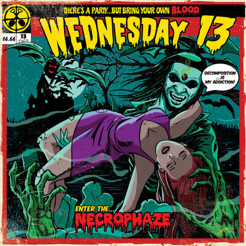 Wednesday 13 - Necrophaze