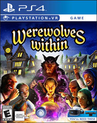 Werewolves Within    PLAYSTATION 4 VR
