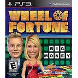 Wheel Of Fortune    PLAYSTATION 3