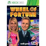Wheel Of Fortune    XBOX 360