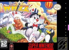 Whizz BOXED COMPLETE    SUPER NINTENDO ENTERTAINMENT SYSTEM
