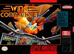 Wing Commander    SUPER NINTENDO ENTERTAINMENT SYSTEM