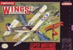 Wings 2 Aces High    SUPER NINTENDO ENTERTAINMENT SYSTEM