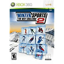 Winter Sports 2 The Next Challenge    XBOX 360