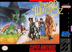 Wizard of Oz BOXED COMPLETE    SUPER NINTENDO ENTERTAINMENT SYSTEM
