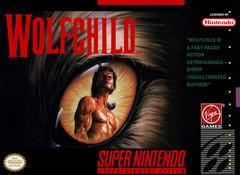 Wolfchild    SUPER NINTENDO ENTERTAINMENT SYSTEM