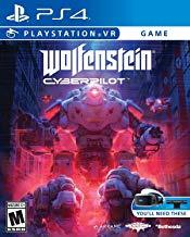 Wolfenstein Cyberpilot    PLAYSTATION 4 VR