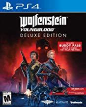Wolfenstein Youngblood Deluxe Edition    PLAYSTATION 4