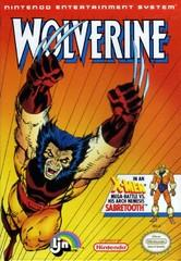 Wolverine BOXED COMPLETE    NINTENDO ENTERTAINMENT SYSTEM