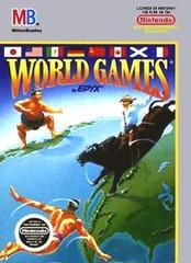 World Games     NINTENDO ENTERTAINMENT SYSTEM