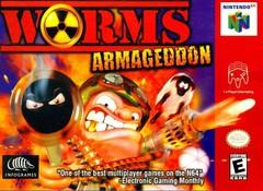 Worms Armageddon     NINTENDO 64