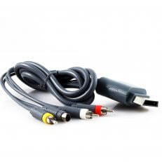 XB3 S-Video AV Cable    XBOX 360 NEW ACCESSORY