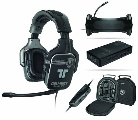 XB3 Tritton Black Ops Headset    XBOX 360 PRE-PLAYED HEADSET