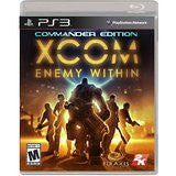 XCOM Enemy Within    PLAYSTATION 3