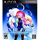 Xblaze Lost Memories    PLAYSTATION 3