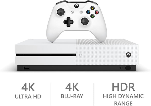 XB1 S 500GB Console    XBOX ONE PRE-PLAYED HARDWARE