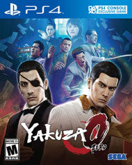 Yakuza 0    PLAYSTATION 4