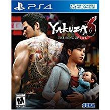 Yakuza 6 The Song Of Life Launch Edition    PLAYSTATION 4