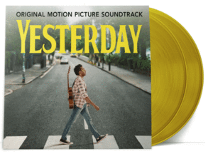 Yesterday O.S.T. (Mustard Yellow)